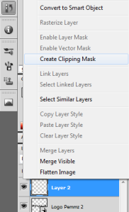 Create Clipping Masking