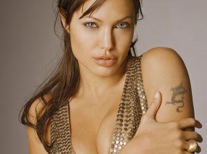 Angelina Jolie (Foto Awal)