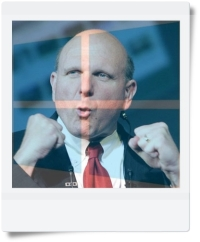 Steve Balmer windows
