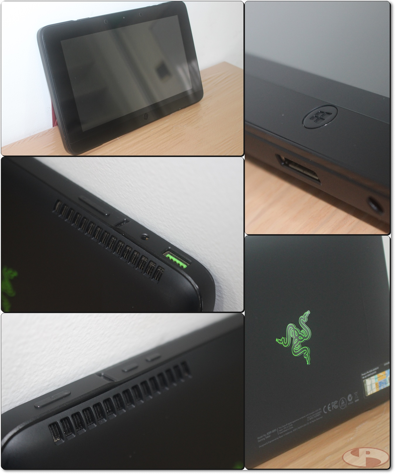 Razer Edge Design