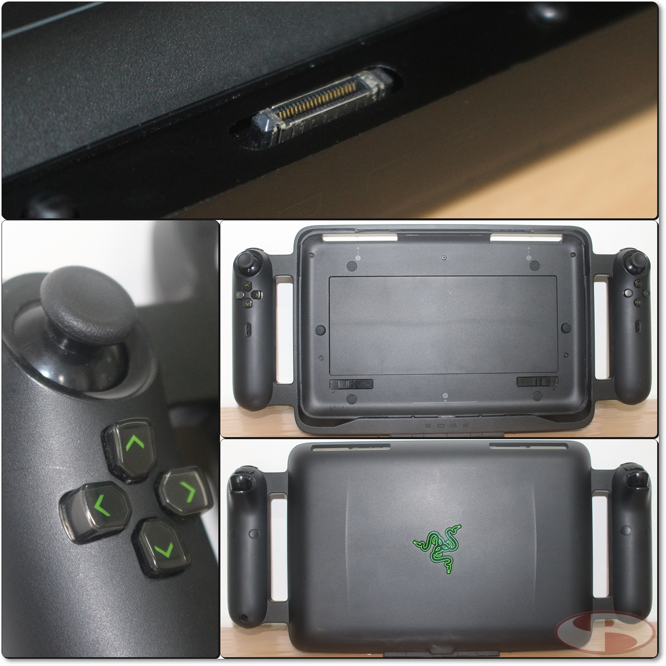 Razer Edge Game Docking.