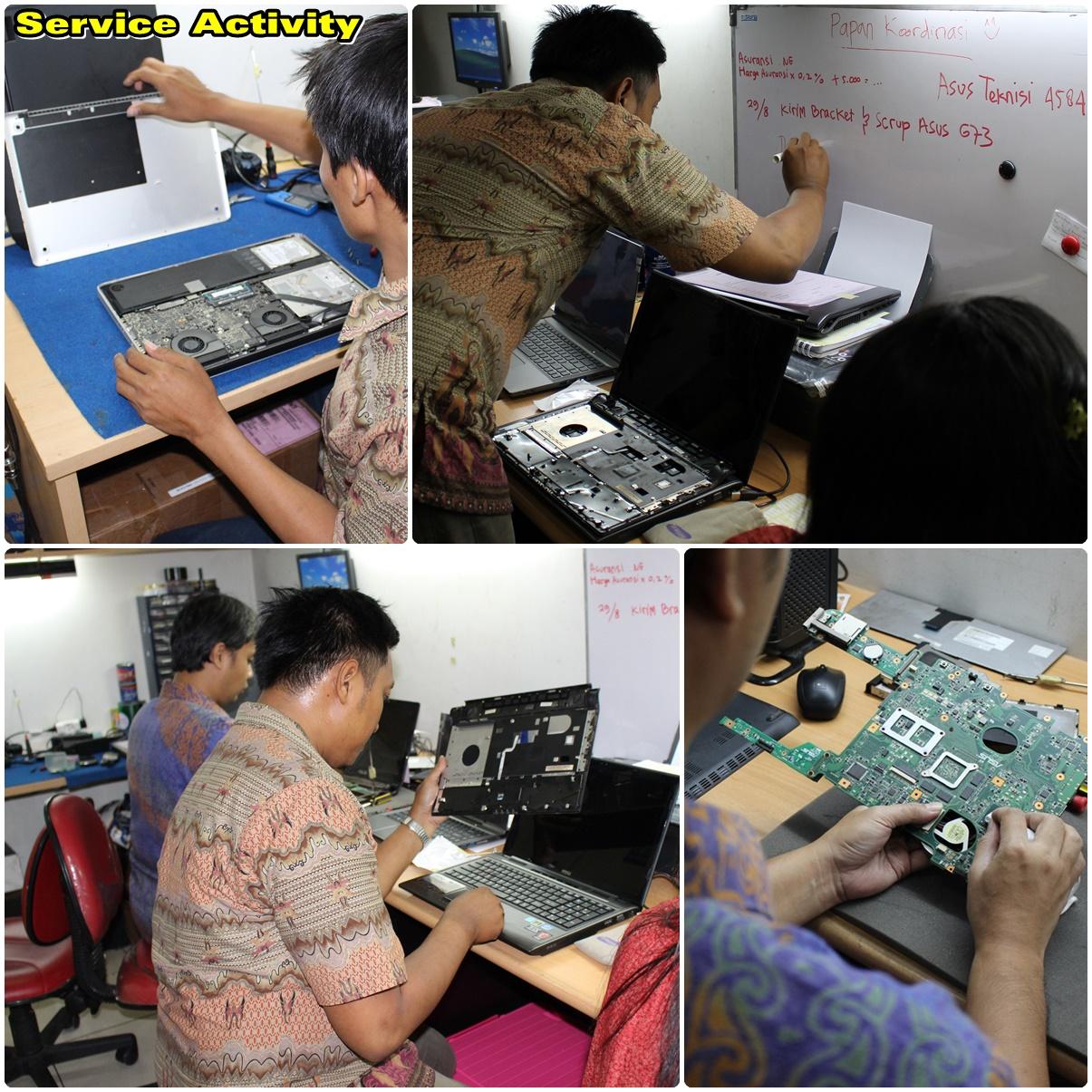 Service Activity
